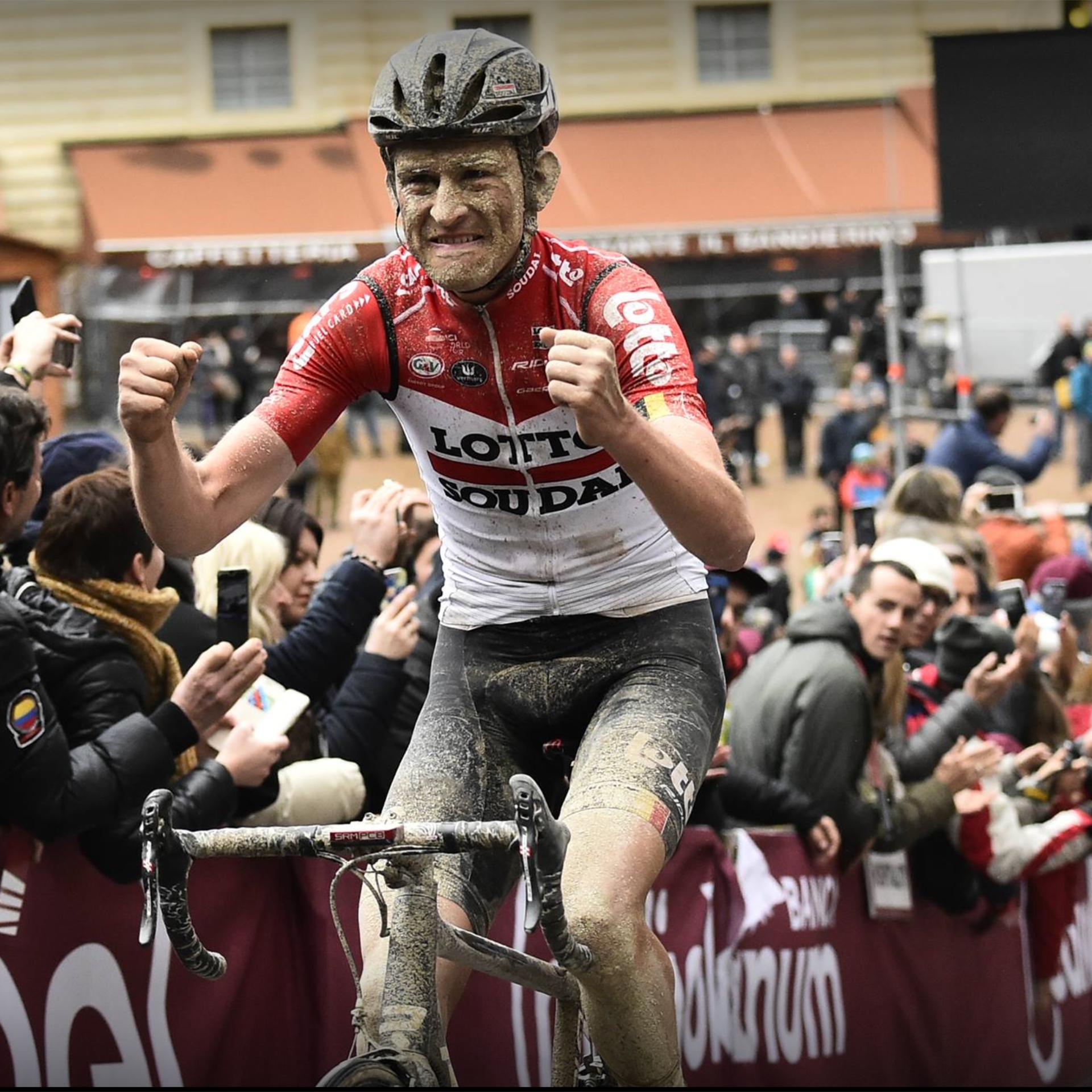 Thijs Benoot Wins Strade Bianche