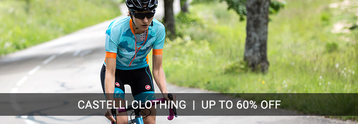 Castelli Sale Clothing