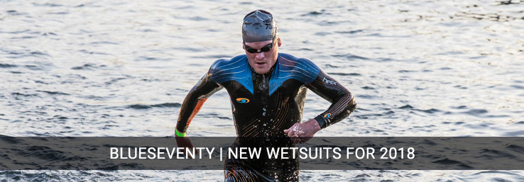 New wetsuits for 2018