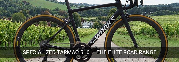 Specialized Tarmac SL6 Range