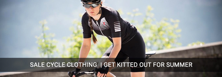 Sale cycle clothing