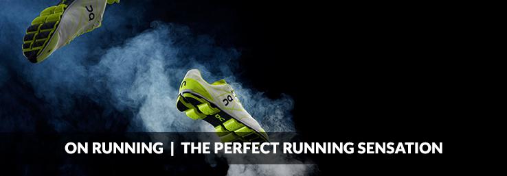 On Runnung | The Perfect Running Sensation
