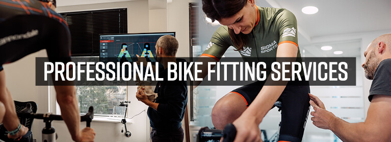 Sigma Sports Bike Fitting Services