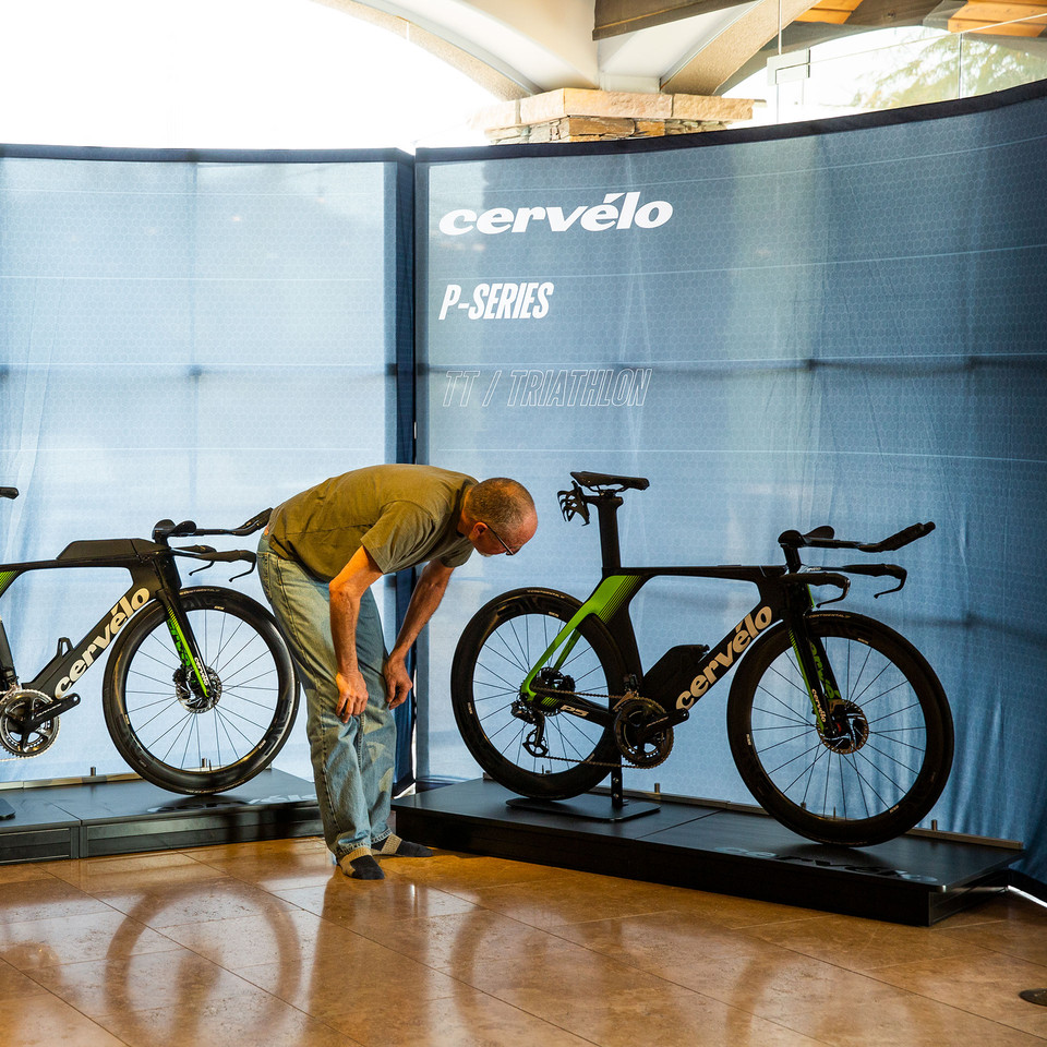 Introducing Cervelo P5 Time Trial Bike 2019 | Sigma Sports