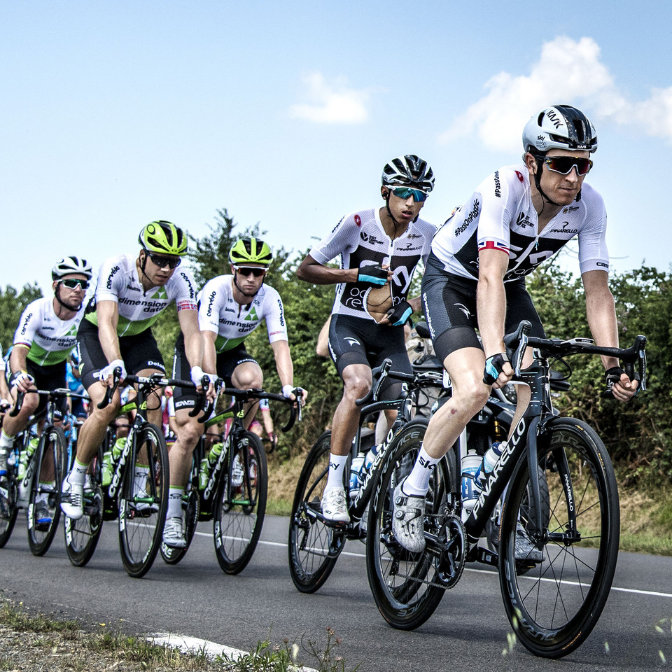 419762f51d Geraint Thomas Oakley Jawbreaker Sunglasses Tour de France