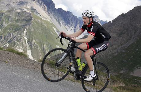 Alpine Challenge with Powerbar