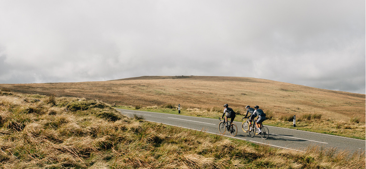 Black Sheep Cycling - A Front Row Seat on The Man Ride