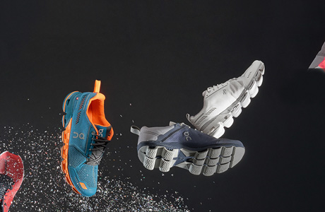 A Closer Look at: On Running Shoes
