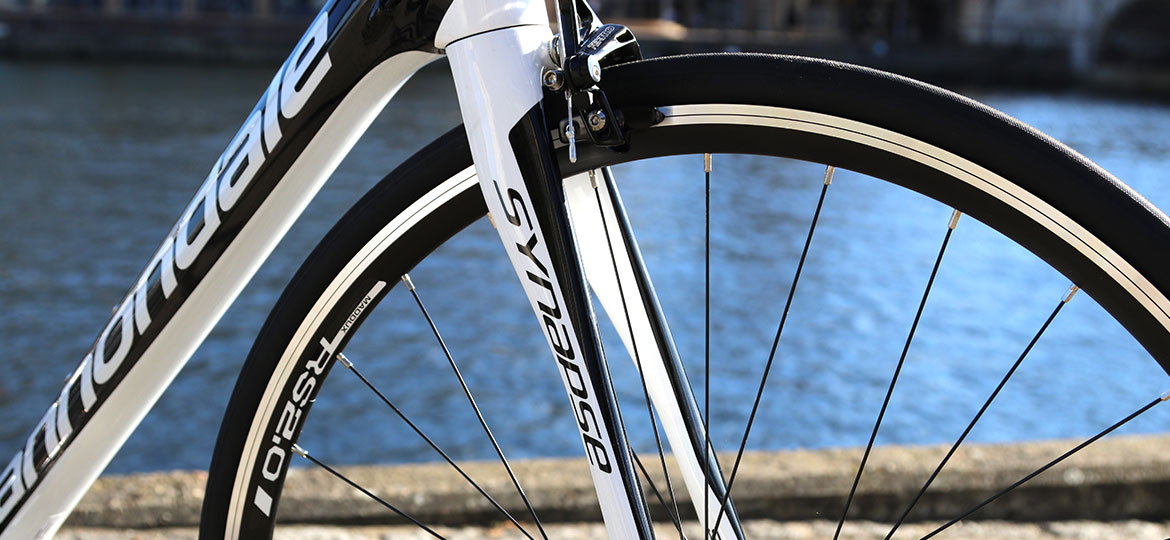 A Closer Look at: Cannondale Synapse Carbon Tiagra Road Bike