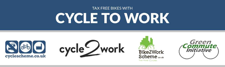 Cycle to Work Scheme   Sigma Sports