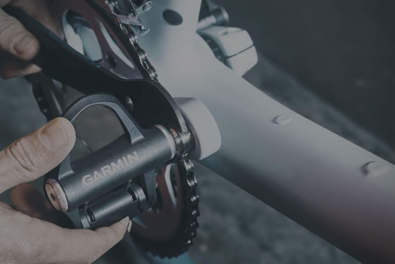 Free Garmin Vector Pedals
