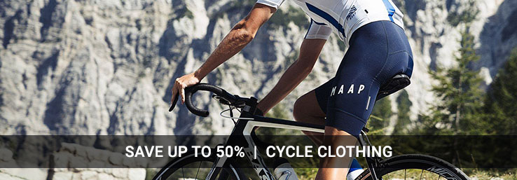 Cycle clothing sale