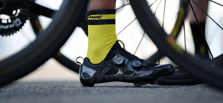 A Closer Look at: Mavic Comete Ultimate Road Shoes