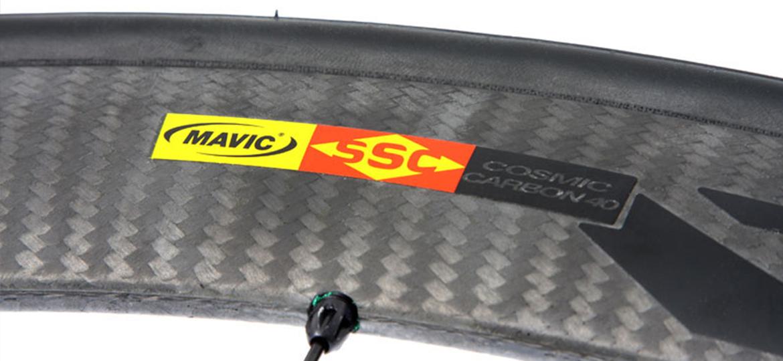 e74260e577e Mavic Cosmic Carbone 40C Wheelset Review | Sigma Sports