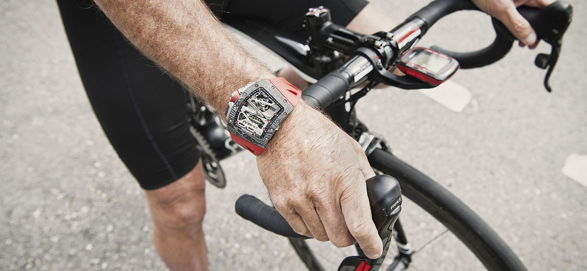 Beyond the Bicycle: The Ultimate Cycling Timepieces