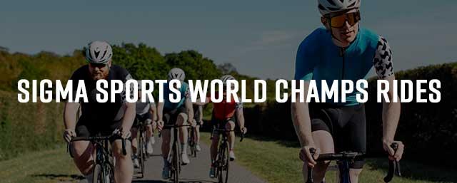 UCI Road World Championships Sigma Sports Rides