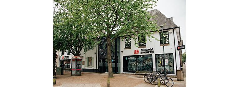 Sigma Sports Bike Shop