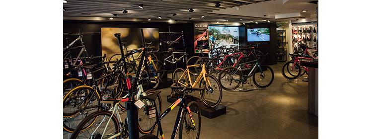 Sigma Sports Specialized Bikes