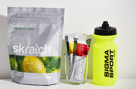 Skratch Labs Exercise Hydration Mix Review