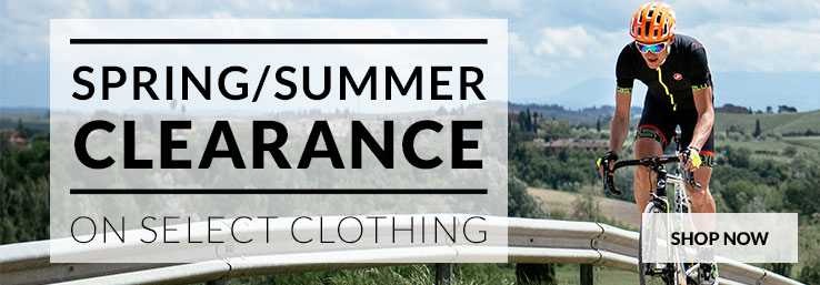 Spring/Summer 2017 Clothing Clearance