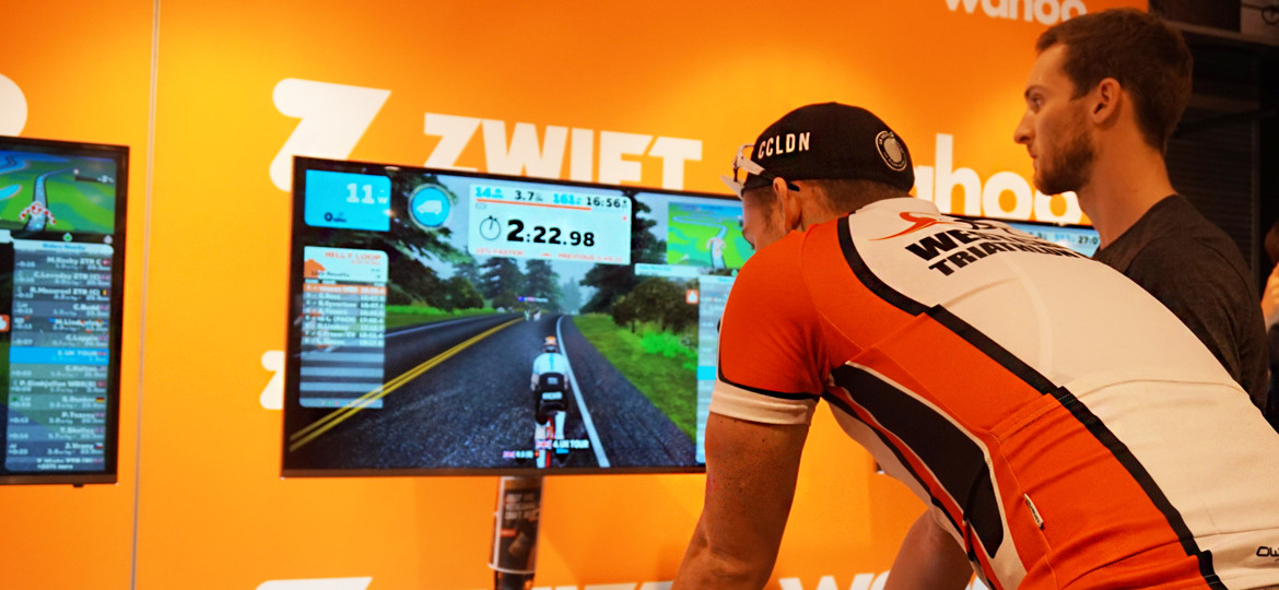 Zwift UK Tour London Event Recap Cyclist