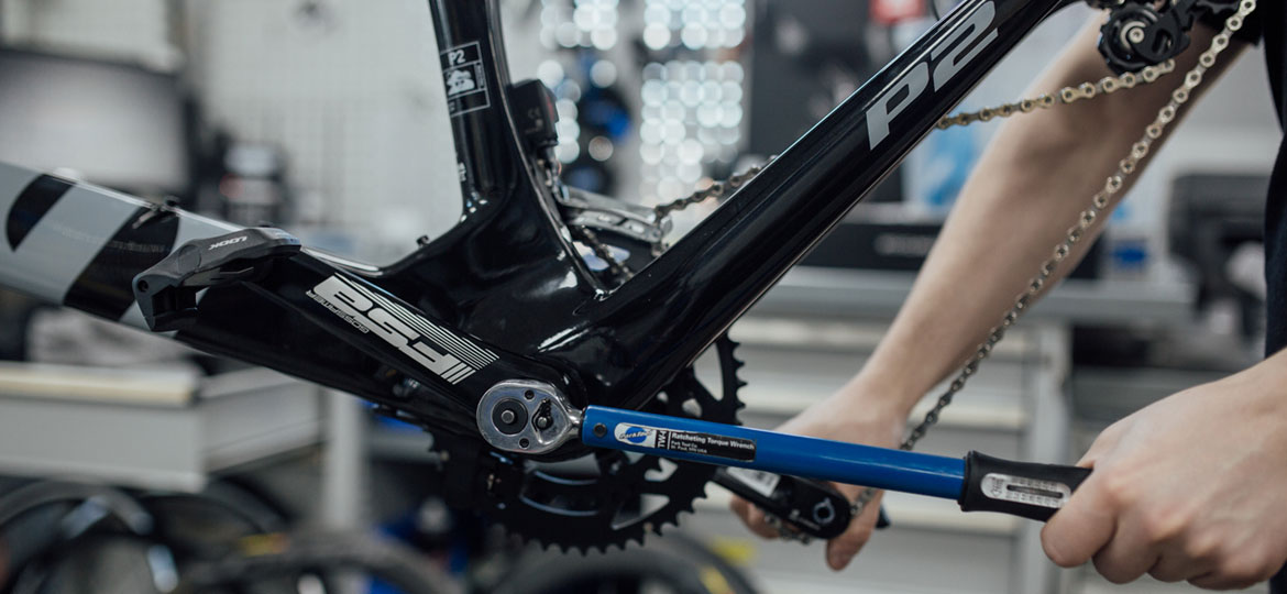 Bottom Bracket Guide Installation