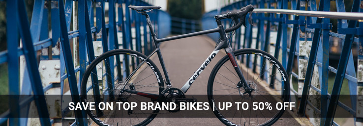 Sale Bikes, Save up to 50%
