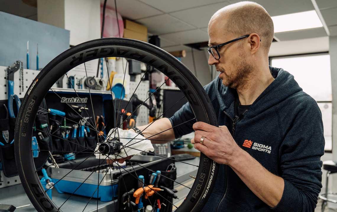 Bike Home Maintenance Tips