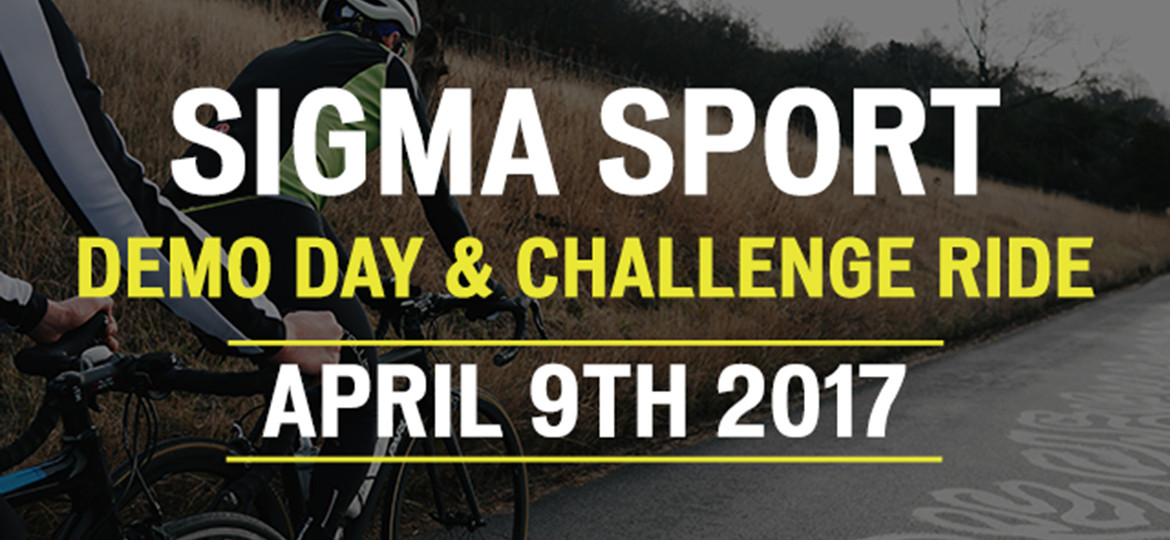 Sigma Sport Demo Day | April 9th