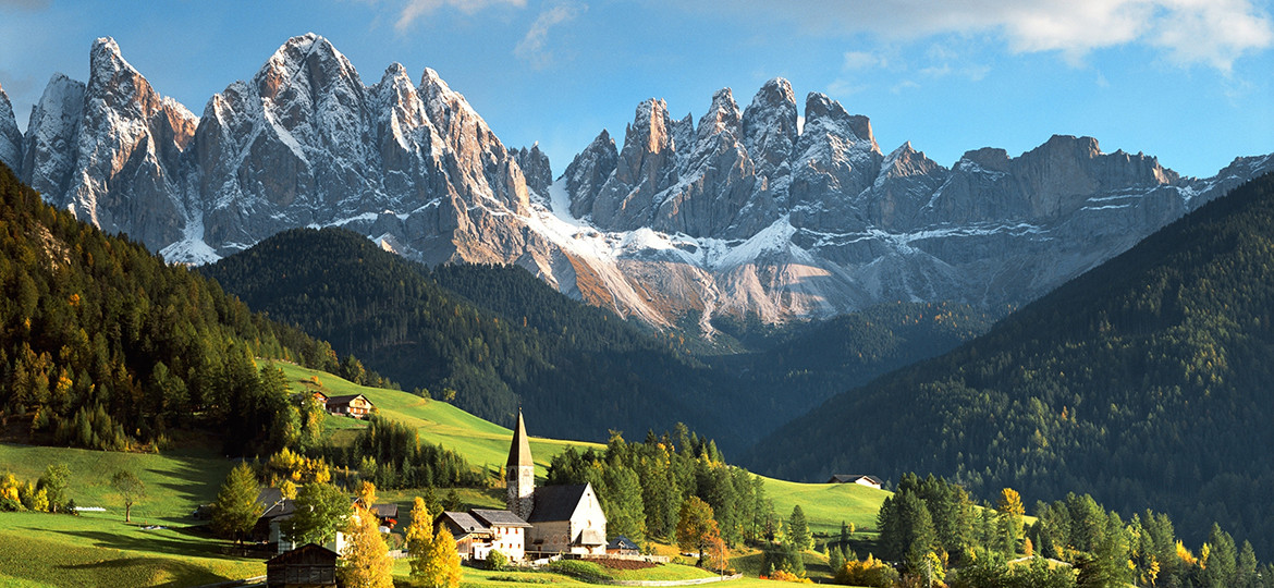 Guide to Riding the Italian Mountains