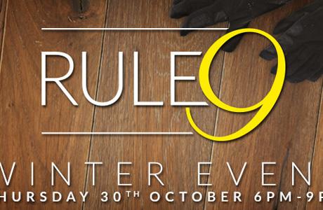 Rule 9 Evening 2014