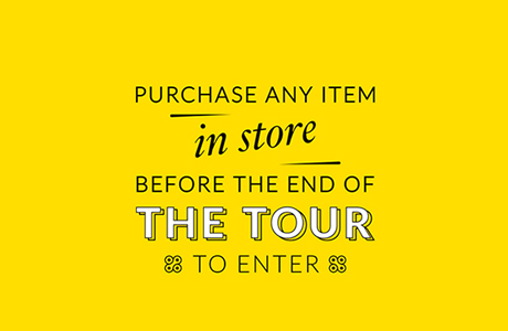 Win a Prize Bundle When You Purchase In Store