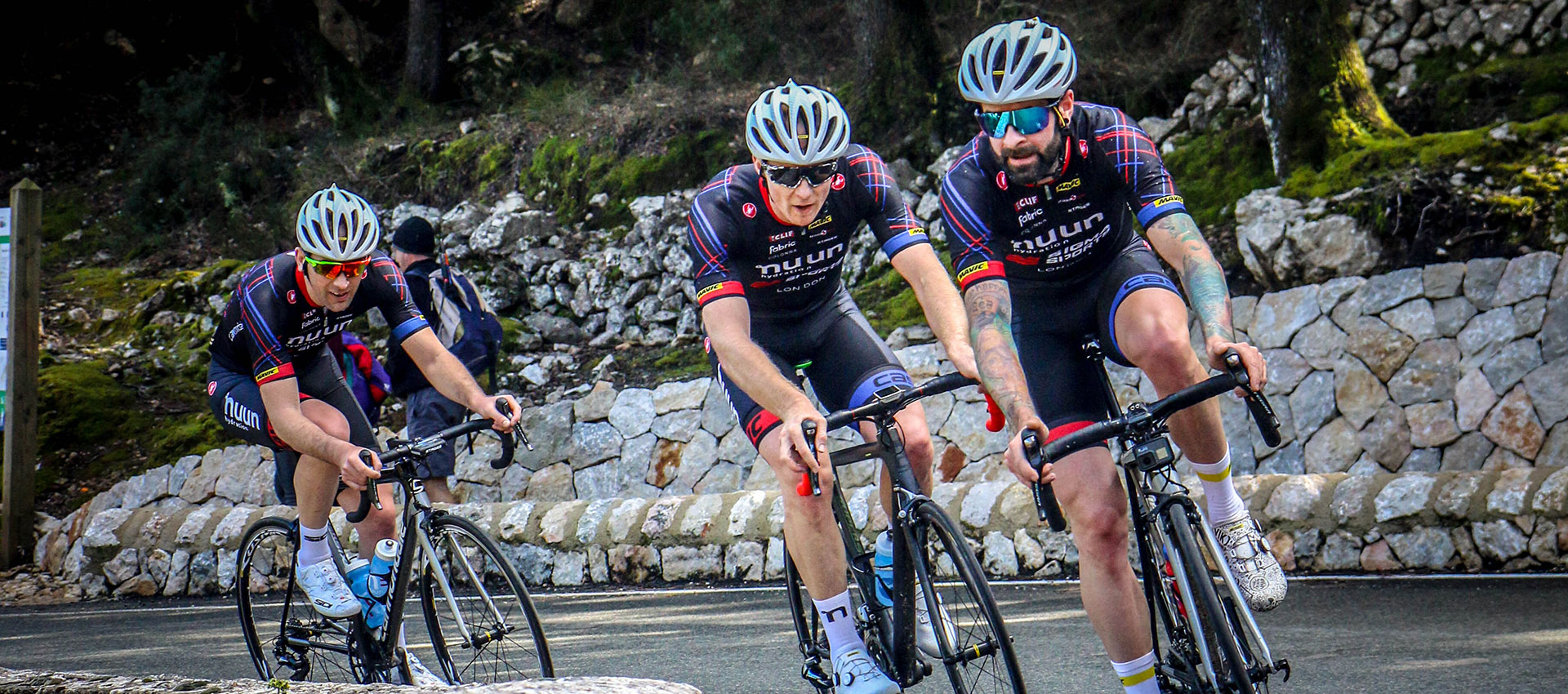 Nuun-Sigma Sports-London Race Team 2019 Riders and Sponsors b3290a105
