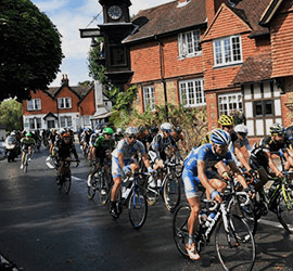 Ridelondon Sportive Route Preview
