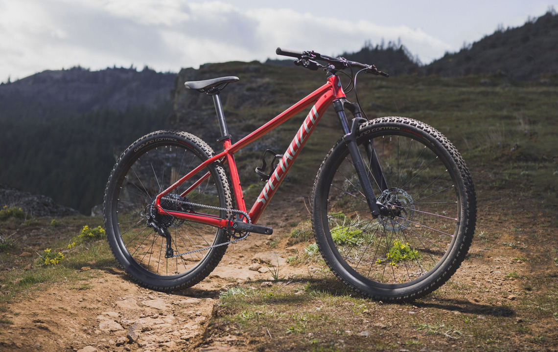 Introducing the 2021 Specialized Rockhopper Mountain Bike