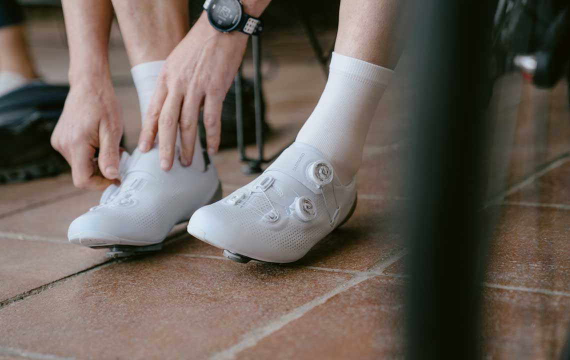 How to Choose Your First Pair of Cycling Shoes