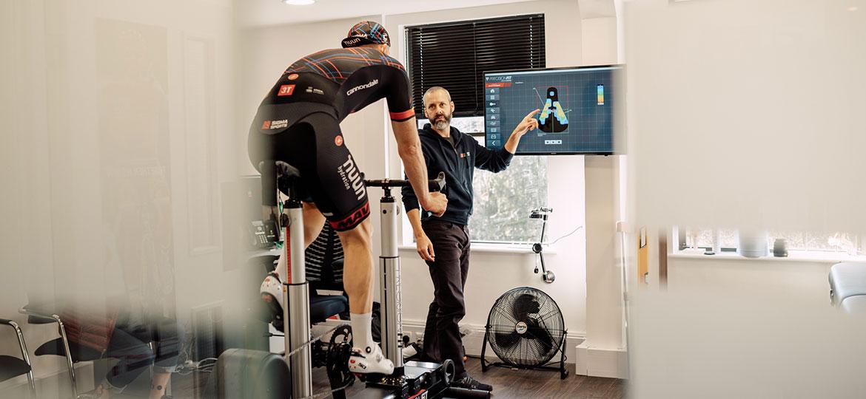 Sigma Sports Bike Fit