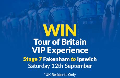 Etixx Tour of Britain VIP Experience Competition