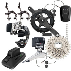 SRAM RED eTap Wireless TT Groupset BB30 Chainset