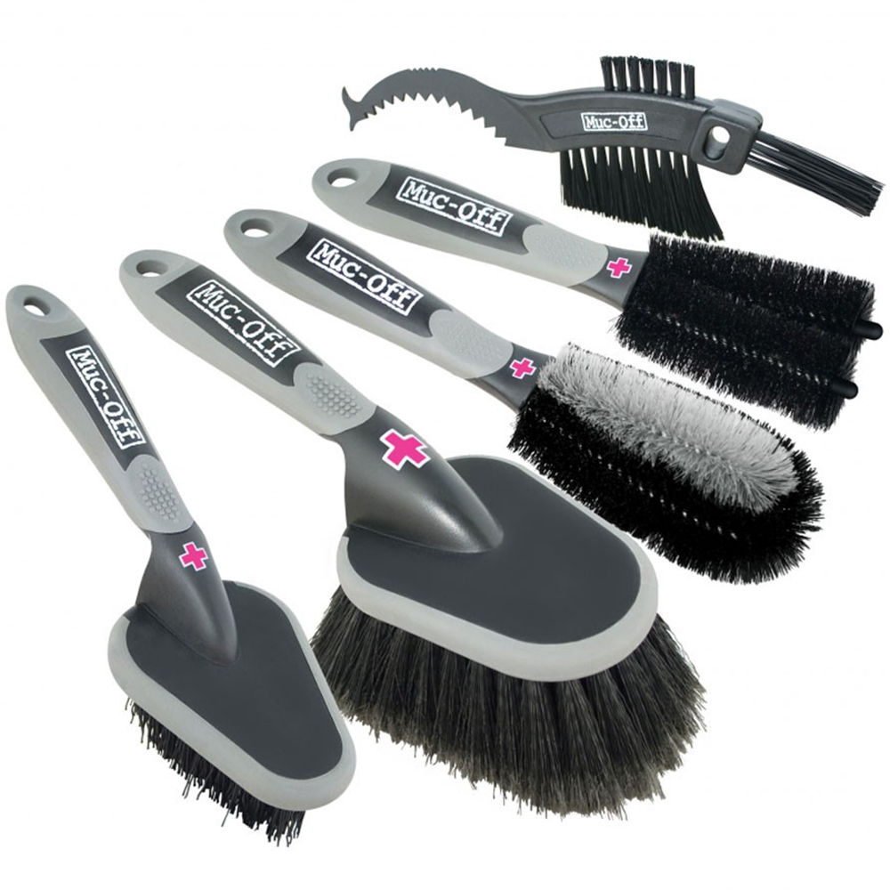 Muc-Off Premium Brush Set Of 5