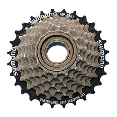 Shimano TZ21 Freewheel 7 speed (14-28) Cassette