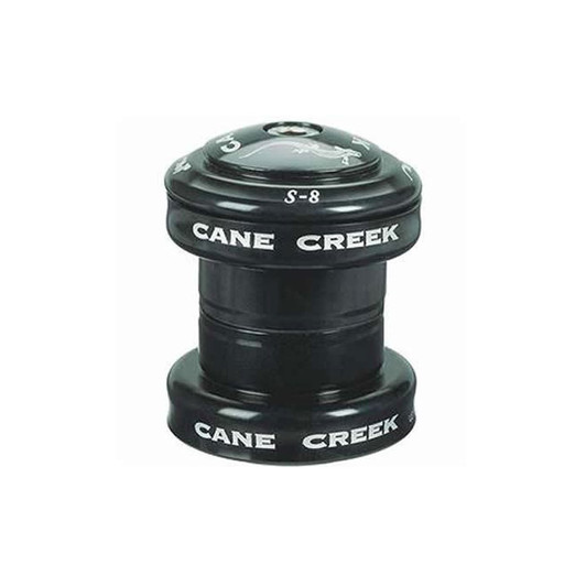 Cane Creek S8 1 1/8 Headset Black