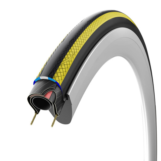 Vittoria Rubino Pro G+ Isotech Foldable Clincher Tyre
