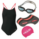 Huub Womens Swim Bundle Size 34