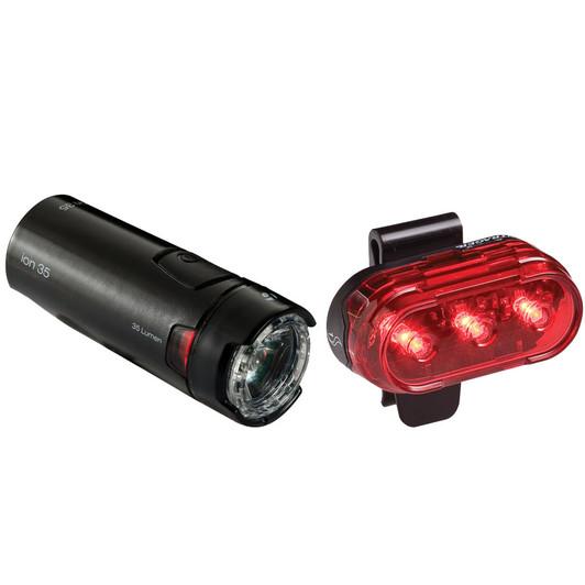 Bontrager Ion 35 / Flare 1 Light Set