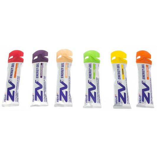 ZipVit Sport ZV7 Energy Gel Variety Pack 24x60ml
