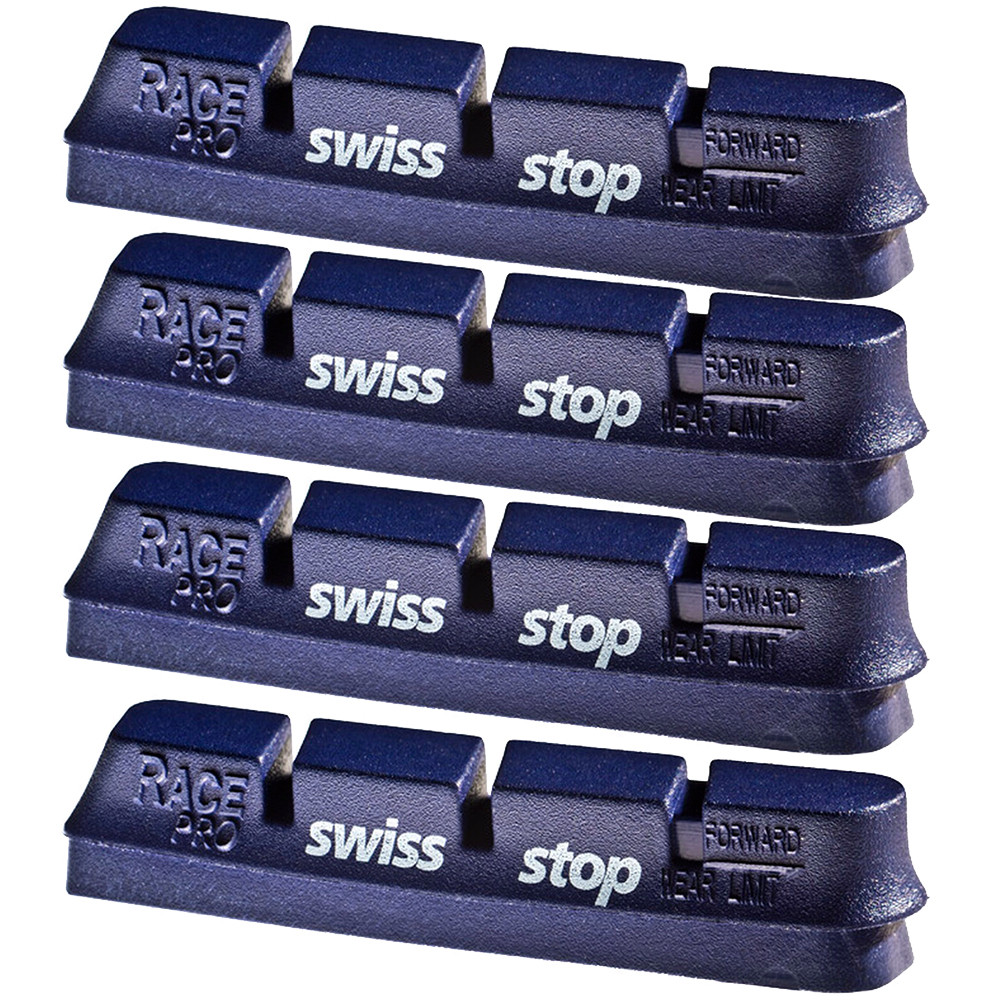 SwissStop Race Pro BXP Brake Pads Campagnolo (Alloy Rims)