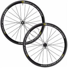 Mavic Ksyrium Disc International 6 Bolt Wheelset 2016