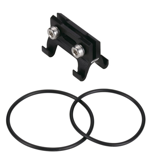 BBB AeroFix Number Plate Mount For Aero Posts