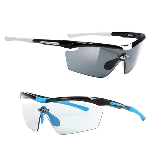 7ae63a50e97 Rudy Project Genetyk Sunglasses with ImpactX 2 Black Lens